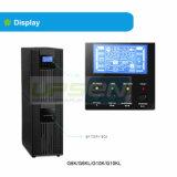 Inversor de UPS Online dupla conversão 1kVA/800W com 6 IEC 320 EN 60320 tomadas C13