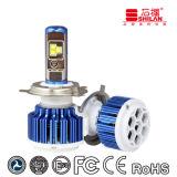 高い発電自動ランプ40W T1-H4 LED車ライト