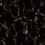 Marmer van de Tegel van de Vloer van het Porselein van de Prijs van de Fabriek van Foshan het Oprechte Zwart-witte Opgepoetste