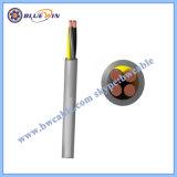 H05VV-F 유연한 전기 PVC 케이블