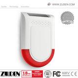 De dubbel-netto Veiligheid WiFi van het Huis & GSM het Systeem van de Alarminstallatie