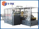 Empacadora maquinaria de embalaje Caja de cartón del paquete de caso de lubricación de la máquina para