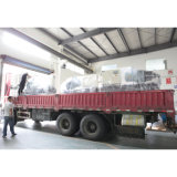 Refrigerador refrigerado por agua del tornillo para el proceso del concreto (WD-500WC)