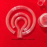 C-Form-Raum-Silikon-Quarz-Gefäß für Heizung