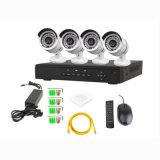 Installationssatz-Sicherheitssystem 8CH 720p/960p WiFi wasserdichtes Reihe IR-KameraP2p CCTV-NVR