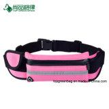 卸売によって個人化される連続したベルトの伸縮性があるスポーツ旅行ウエストの袋袋