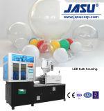 Máquina moldando leve do sopro da injeção do difusor do diodo emissor de luz do PC do único estágio