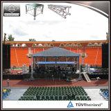 コンサートの段階の屋根のアルミニウムトラス屋根のトラスデザイン