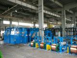 La BV, Rvv, câblage cuivre nu, machine de vrillage de fil en aluminium d'alliage double