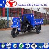 O veículo/transporte/carga de Huaqing/carreg para o descarregador do veículo com rodas de 500kg -3tons três