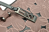 Borse di cuoio del progettista del ricamo dell'unità di elaborazione delle ultime borse di modo della fabbrica di Guangzhou