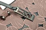 Le ultime borse di cuoio del progettista del ricamo dell'unità di elaborazione