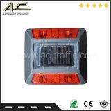 Neuer Solarstraßen-Stift des Typ- zweiseiten-Markierungs-Aluminium-LED