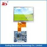 индикация модуля LCD экрана 4.3 ``TFT с разрешением 480*272