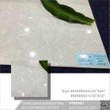 Decoración de baldosas esmaltadas Pulati piso pulido de piedra mosaico (VPB6001, 600x600mm)