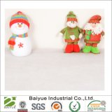 Одеяло /Carpet снежка Faux рождества Орнамент-Чисто белое