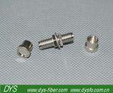 SMA-reeksen Adapters van de Schakelaar van de Vezel de Optische