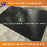 Хром карбида вольфрама клад сварки износной пластины