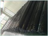 장력 강도 50kn를 가진 날실에 의하여 뜨개질을 하는 섬유유리 Geogrid