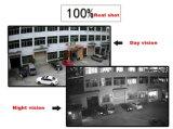2.0MP 20X Zoom 100m Night Vision IR carro de polícia PTZ Security Camera