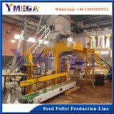 1-10tonne par heure de la volaille Pellet Usine de fabrication d'alimentation avec des ingénieurs disponibles pour l'installation et de la formation