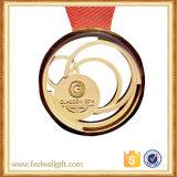 주문 제조자 아연 합금은 스포츠 기념품을%s 주물 금속 메달을 정지한다