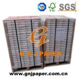 銀行小切手の印刷で使用されるCarbonlessコピー用紙