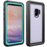 Samsung S9 S9+를 위한 2018 가장 새로운 Full Sealed Waterproof Mobile Phone Case