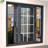 Lo SGS certificato e noi hanno certificato la finestra di vetro di alluminio di scivolamento