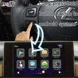 Deux-dans-Un la surface adjacente androïde de navigation pour le contrôle 2014-2017 de bouton d'OEM de support de Lexus Nx