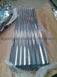 Heiße eingetauchte galvanisierte Anzeigeinstrument-Zink-überzogene Stahldach-Blätter des Wellblech-Sheet/22
