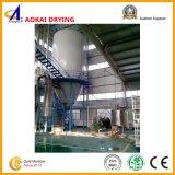 O aquecimento eléctrico da máquina de secagem de spray de água de coco