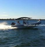 Liya 22FT Hypalon Rippen-Boot mit Konsole für Verkauf