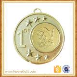 Antorcha de aluminio de encargo de la medalla del emblema