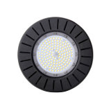 Nuovo disegno Cina nera/d'argento di 100W/indicatore luminoso della baia del UFO LED driver di Osram LED Meanwell/Ce TUV alto