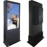 Verschiedene Größen-Screen-Selbstbedienung-stehender Kiosk