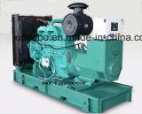 125kVA de Generator van de diesel Motor van Shangchai met de Prijs van de Generator van de Generator 100kw van de Alternator Stamford