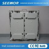 임대료를 위한 좋은 품질 P10mm 경량 옥외 풀 컬러 발광 다이오드 표시