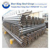 ERW Black Steel Pipe with ISO Certificate