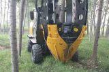 Рентабельно лопаты Yrx-1 вала