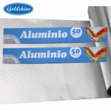 Una muestra gratis Rollo de papel de aluminio Repujado