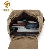 Saco de ombro com lona personalizada de fábrica Travel Sport Camping mochila de Lazer