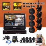 Os jogos da promoção HD 720p/960p/1080P WiFi NVR terminam a câmera do IP do jogo DIY WiFi do CCTV DVR