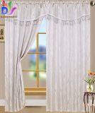 Занавесы светомаскировки тени окна полиэфира готовые сделанные для живущий комнаты окно Cortina спальни, котор задрапировывает