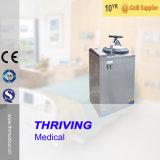 Hospital Três Esterilizador de vácuo pulsante autoclave