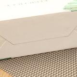 Couleur blanche haute Quallity Sac en Papier Papier d'impression personnalisée avec poignée