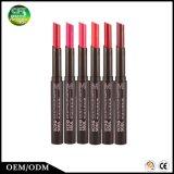 Il trucco cosmetico del campione libero 6 colori impermeabilizza il rossetto opaco