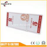 Cartão da alta qualidade MIFARE 1K/NXP/Ultralight RFID para o transporte público