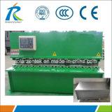Plaque de la guillotine de cisaillement hydraulique machine/machine de découpe de feuille