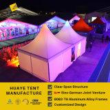 屋外の展示会(H6 SCT5M)のための最も高いピークが付いているドイツの品質5X5mの塔のテント